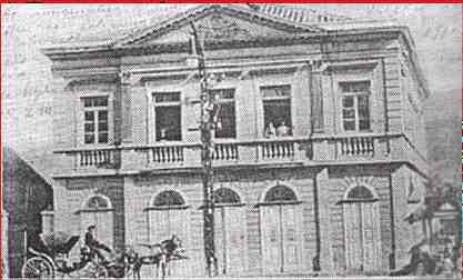 O Teatro João Caetano