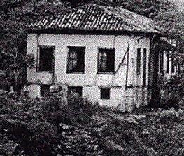 O antigo Lazareto